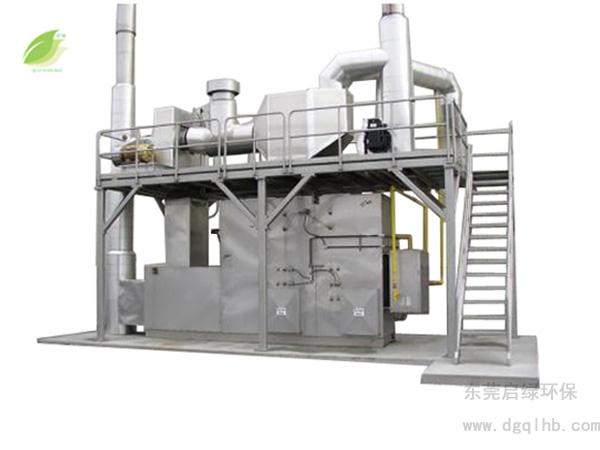 有機廢氣催化燃燒裝置